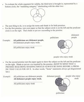 Daily Logic Infusion (Venn Diagramming Sponge Activities)