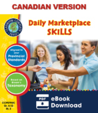 Daily Marketplace Skills - Canadian Content Gr. 6-12