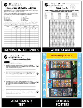 Daily Marketplace Skills: Forms of Payment Gr. 6-12 CDN