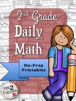 Daily Math - 2nd Grade