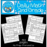 Daily Math 2nd Grade