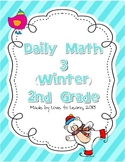 Daily Math 3 (Winter) Second Grade