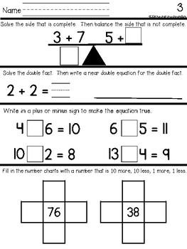Daily Math Vol. 7 Primary Print