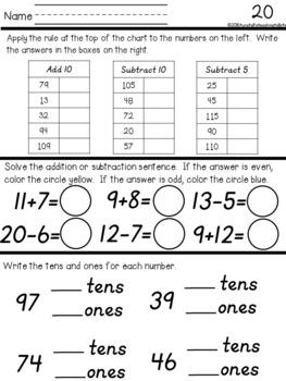 Daily Math Vol 8 (D' Nealian)