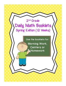 2nd Grade Daily Math-Spring Edition