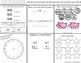 Daily Math Boxes - Reinforces basic skills - Set 2