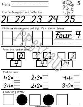 Daily Math Bundle (D'Nealian) Vol. 1-9