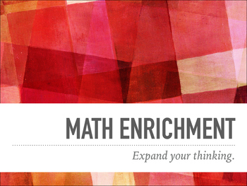 Daily Math Enrichment
