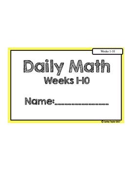 Daily Math Canada Grade 3