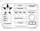 Daily Math Journal First Grade Common Core Standards