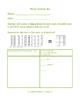 Daily Math Journal for Second Grade Go Math Chapter 2
