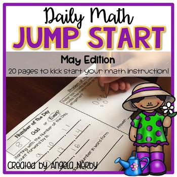 2nd Grade Daily Math Warm Ups: May