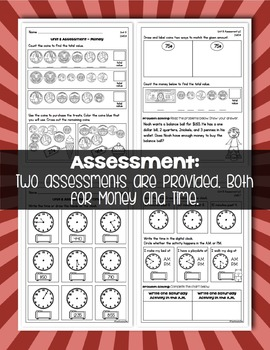 Daily Math Lessons - Bundle for Second Grade - Set Two