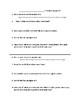 Daily Math Minutes 1-20