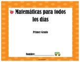 Daily Math Spanish/Octubre