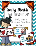 Daily Math Posters & Cards