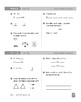 Daily Math Practice Bundle, Grade 3, Weeks 7-12