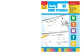 Daily Math Practice, Grade 1 - Teacher's Edition, E-book