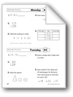Daily Math Practice (Grade 2, Week 22)