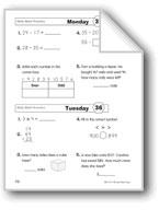 Daily Math Practice (Grade 2, Week 36)