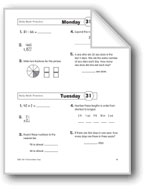 Daily Math Practice, Grade 3: Week 31
