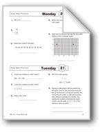 Daily Math Practice (Grade 6, Week 21)