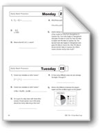 Daily Math Practice (Grade 6, Week 28)