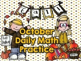 Daily Math Practice for 3-5