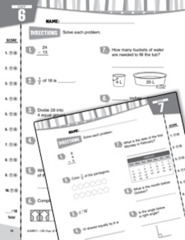 Daily Math Practice for Fourth Grade (Week 2)