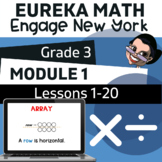 Daily Math Presentations Grade 3 Module 1: Multiplication and Division