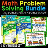 Math Problem Solving Mega Bundle (Word Problems & Math Min