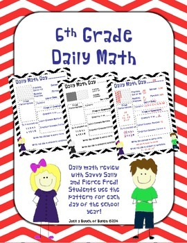 Daily Math Review