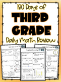 Daily Math Review - 170 Days of Spiral Review
