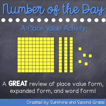 Place Value Math Review