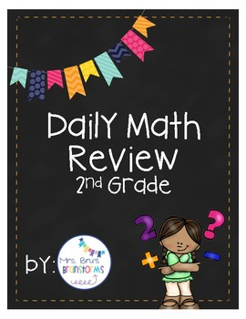 Daily Math Review - 2nd Grade