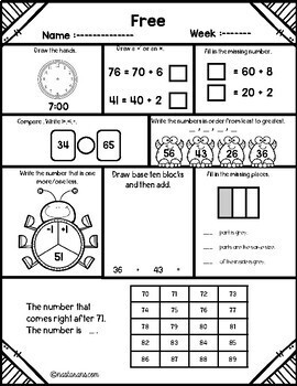 Daily Math Review Free