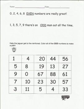 Daily Math Review Sheets