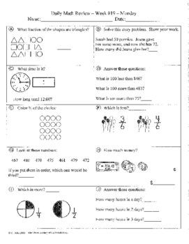 Math Review   Worksheet   Education also  in addition printable 3rd grade multiplication worksheets also  further 3rd Grade Math Review Worksheets   FreeEducationalResources furthermore Free 3rd Grade Daily Math Worksheets furthermore 3Rd Grade Math Review Worksheets   Lobo Black furthermore Daily Math Review and Quizzes   2nd Grade   3rd Quarter by Christie likewise Printable 3rd Grade Math Worksheets Multiplication For Third 3 And furthermore  further 3rd Grade Math Practice Worksheets Greater Than And Les likewise Grade Daily Math Review Worksheets Second Grade Math Review moreover Third Grade Math Worksheets   Math Printables   Education as well 3rd grade math word problems – ednaavenue club moreover Work For 3rd Grade Multiplication Worksheets Grade 2 With Pictures besides 3rd grade math review worksheets. on 3rd grade math review worksheets