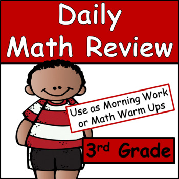 Daily Math Common Core Review For 3rd Grade By Meaningful Teaching