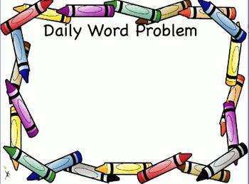 Daily Math Routine for the Promethean Board