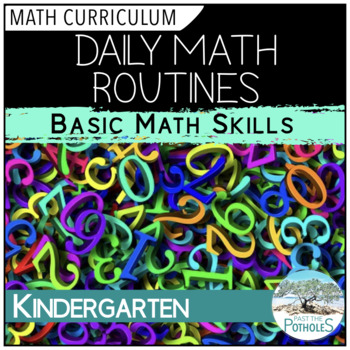 Daily Math Routines - weather, number of the day - Kindergarten, Grade 1