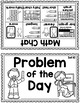 Daily Math Warm Up Activity Booklet: Problem of the Day - Set 10