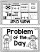 Daily Math Warm Up Activity Booklet: Problem of the Day - Set 4