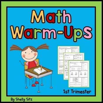Math For Second Grade (First Trimester)