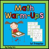 Math For Second Grade (First Trimester)