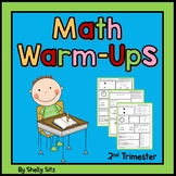 Math Worksheets Grade 2 (Second Trimester)