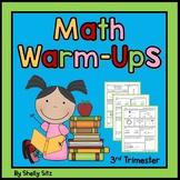 2nd Grade Math Worksheets-Third Trimester