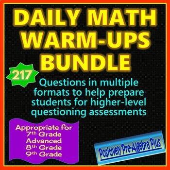 9th Grade Math Packet Teaching Resources Teachers Pay Teachers
