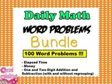Word Problems Bundle