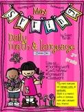 Daily Math and Language: May